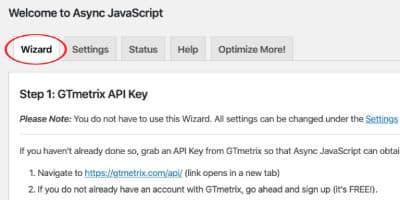 Wordpress Plugins JavaScript optimieren