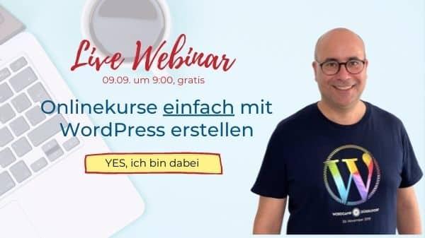 online Kurse anbieten