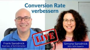 Conversion Rate Optimierung